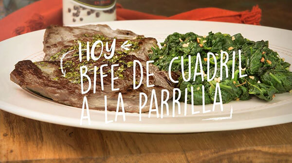 Video de Bife de Cuadril a la Parrilla