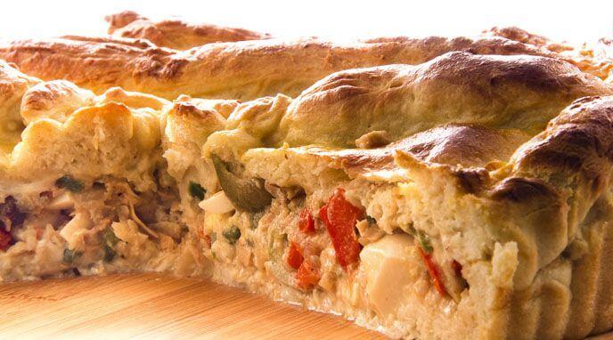 Resultado de imagen de empanada gallega