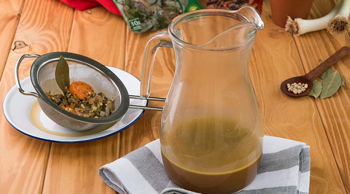 Tips Y Consejos Para Preparar Un Buen Caldo De Verduras Casero